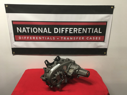 New Process NP 242 Transfer Case for Military Style H1 Hummer Humvee by AM General with 27 Spline Output Shaft