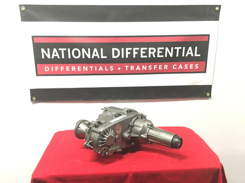 New Process NP 233 Transfer Case for 2001-2005 Dodge Durango SUV with Electronic Shift.
