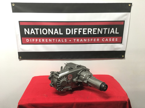 New Process NP 231 Transfer Case for 2000 Dodge Durango SUV with Manual Shift.