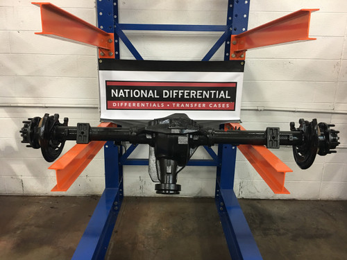 10.25-inch Rear Differential for 2011 Ford Super Duty F250 and F250 Pickup Trucks SRW with Electronic Locker.