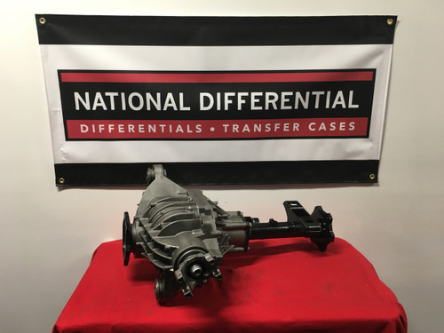 9.25-inch Front Differential for 1999, 2000, 2001, 2002, 2003, 2004, 2005, 2006, 2007, 2008, 2009, 2010 GMC Sierra 2500 available with 3.73 or 4.10 gear ratios