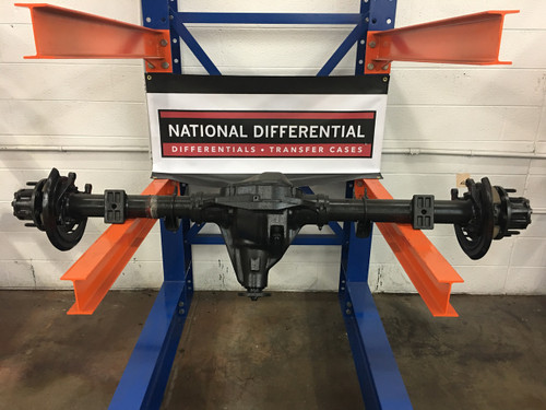 Remanufactured Front & Rear Differentials - Rebuilt
