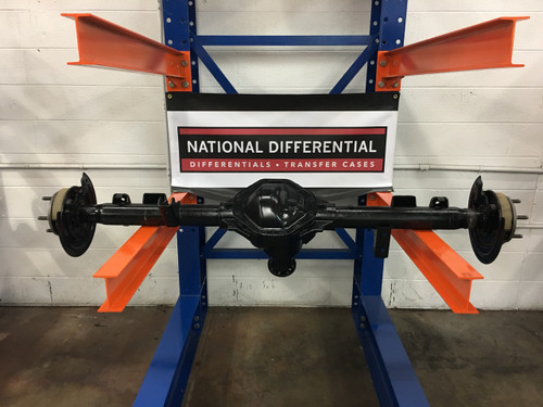 9.25-inch Rear Differential for 2002, 2003, 2004, 2005, 2006 Dodge Ram 1500 Truck available with 3.55, 3.92, or 4.10 gear ratios and limited slip