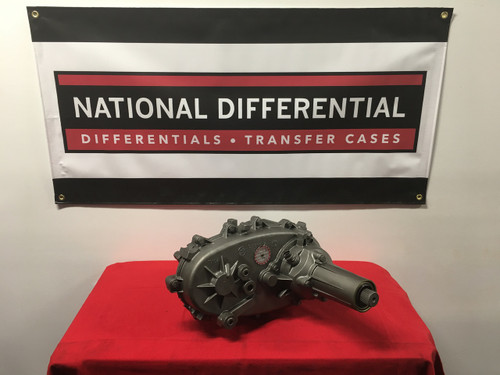 New Process NP 241C Transfer Case for 1995, 1996, 1997, 1998, and 1999 GMC Sierra 1500 Trucks with a three wire harness.