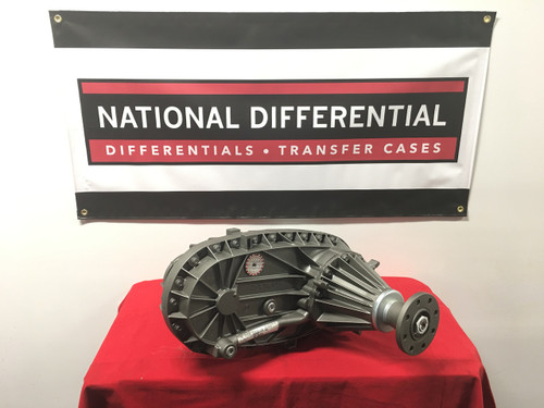 New Process NP 273 Transfer Case for 2003, 2004, 2005, 2006, 2007, 2008, 2009, and 2010 Ford F450 trucks