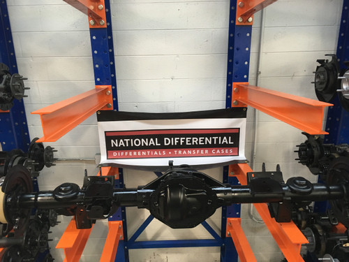 Rear axle differential for 2013-2018 Dodge Ram 1500 Pickup Trucks.