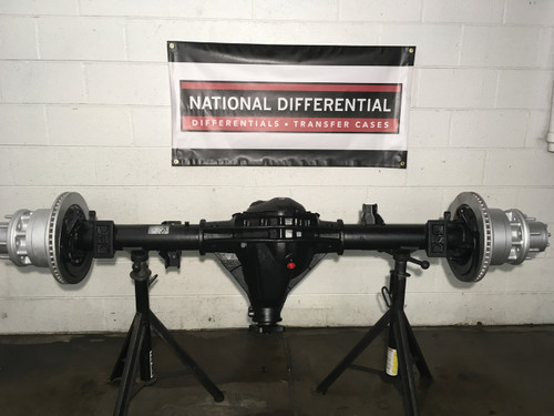 11.25 Rear Differential for 2003-2008 DRW Dodge 3500 Pickup with Dual Rear Wheels.  Available with 3.73 or 4.10 gear ratios and limited slip.