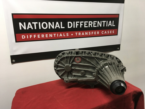 New Process NP 271D Transfer Case for 2003-2010 Dodge 2500 Diesel Trucks with Manual Shift and automatic transmission