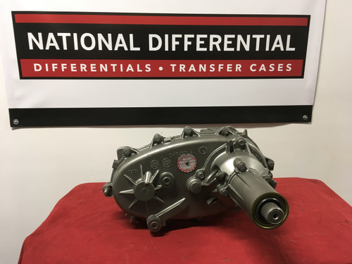 New Process NP 241DHD Transfer Case for 1994-1996 Dodge 3500 Trucks with Automatic or Manual Shift and has a PTO option