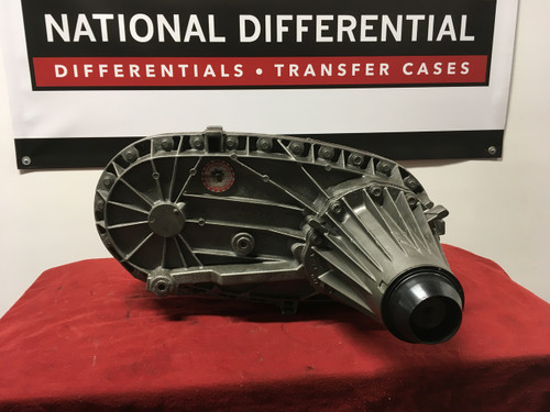 New Process NP 271D Transfer Case for 2003-2012 Dodge 3500 Diesel Trucks with Manual Shift and an automatic or manual transmission.