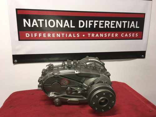 New Process NP 273 Transfer Case for 2003, 2004, 2005, and 2006 Jeep Wrangler Rubicon with the Rock Trak Transfer Case
