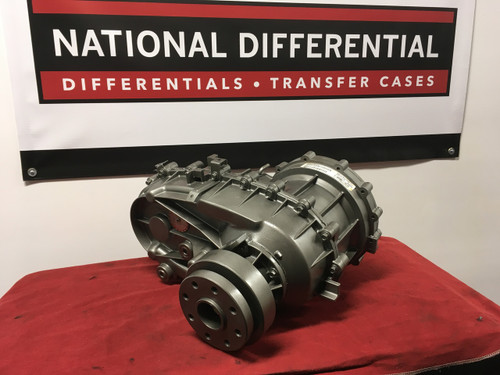 New Process NP 241J Transfer Case for 2007, 2008, 2009, 2010, 2011, and 2012 Jeep Wrangler Rubicon with the Rock Trak Transfer Case