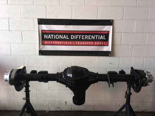 11.5-inch Rear Differential for 2011-2017 Chevrolet 3500 Silverado Trucks available with a 3.73 or 4.10 gear ratios and limited slip