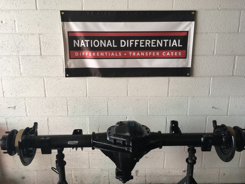 Rear 11.5-inch differential with limited slip for 2010 and 2011 Ram 2500 Pickup Trucks from National Differential in Colorado Springs.