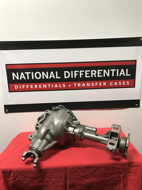 9.25-inch Front Differential for 2011-2015 GMC Sierra 2500 Pickup Truck available with 3.73 or 4.10 gear ratios
