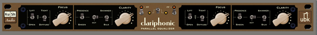 Clariphonic Parallel Equalizer