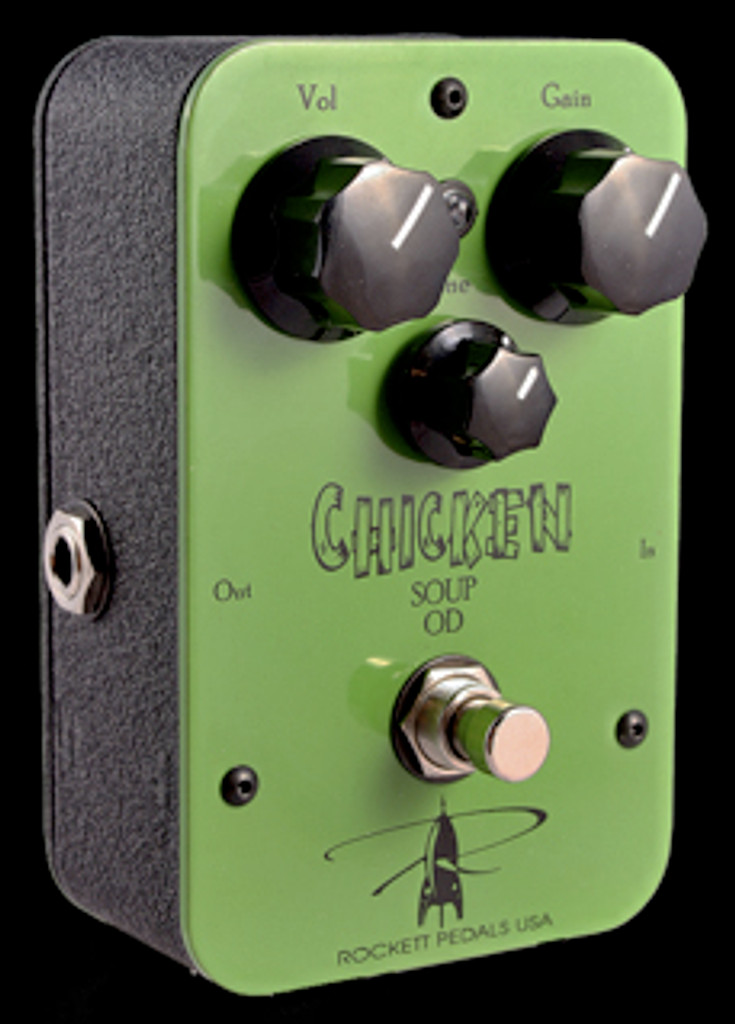 J. Rockett Pedals Chicken Soup