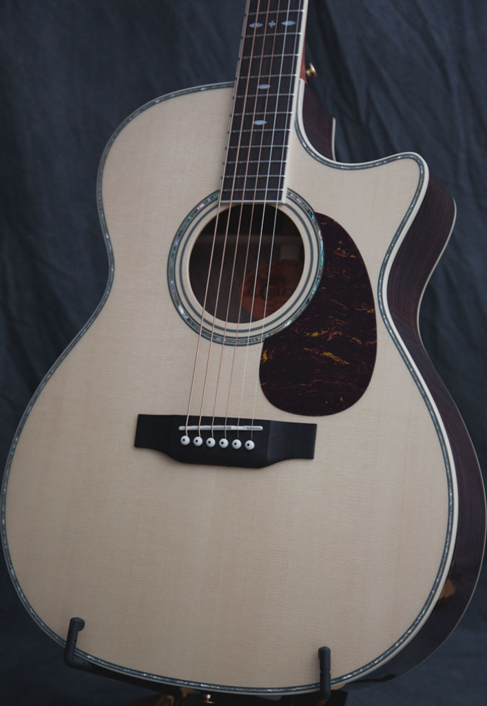 Crafter Guitars TC-035 Acoustic-Electric Guitar