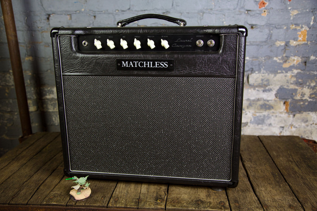 Matchless Amps Laurel Canyon 1X12 Combo Guitar Amplifier