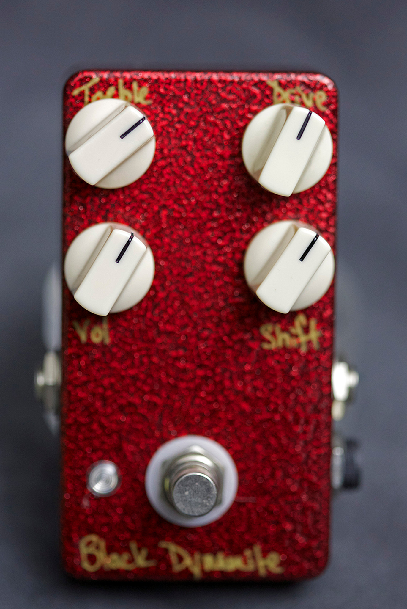 Coldcraft Effects Black Dynamite Overdrive Pedal