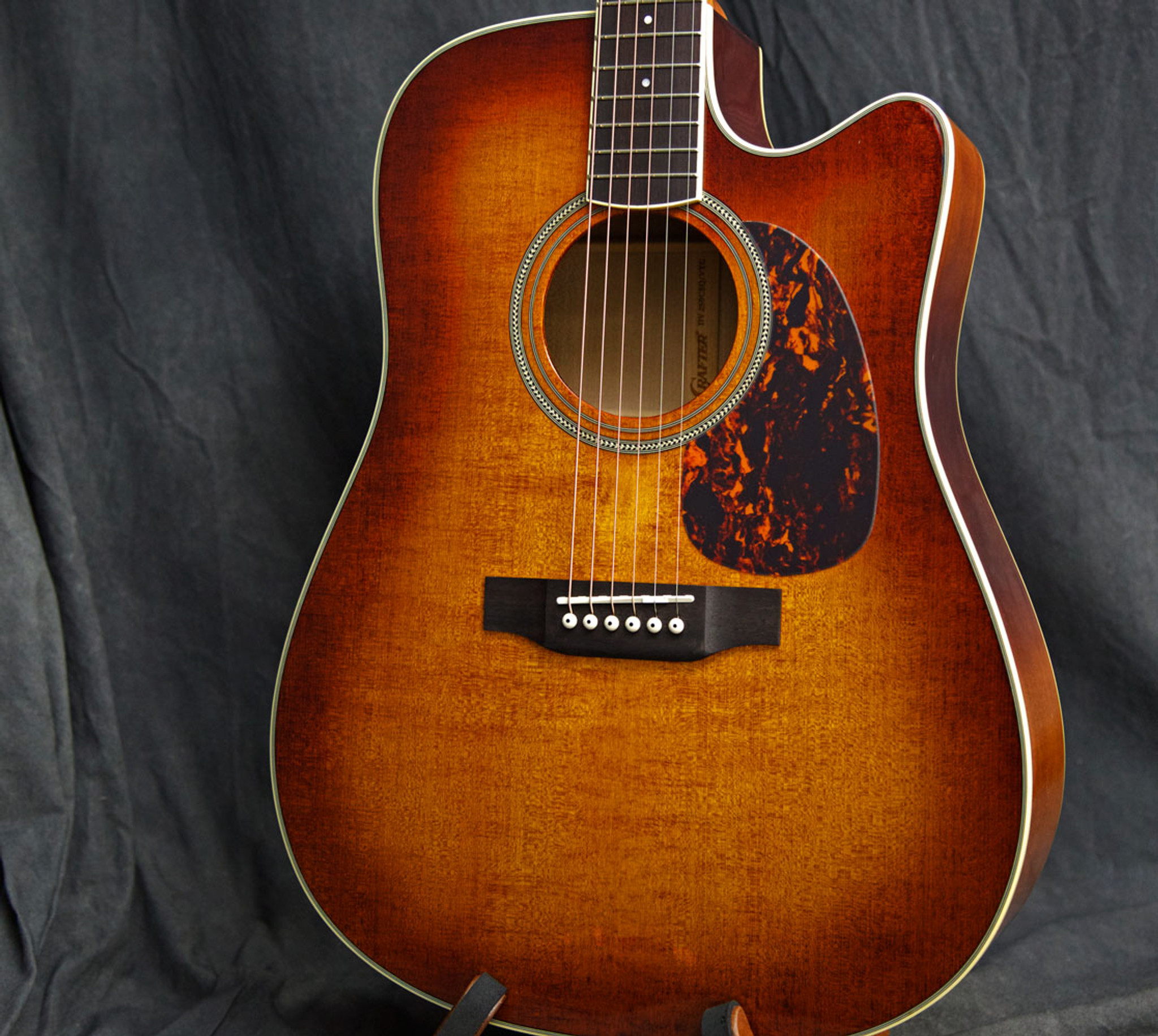CRAFTER DV250-CEQ ACOUSTIC GUITAR