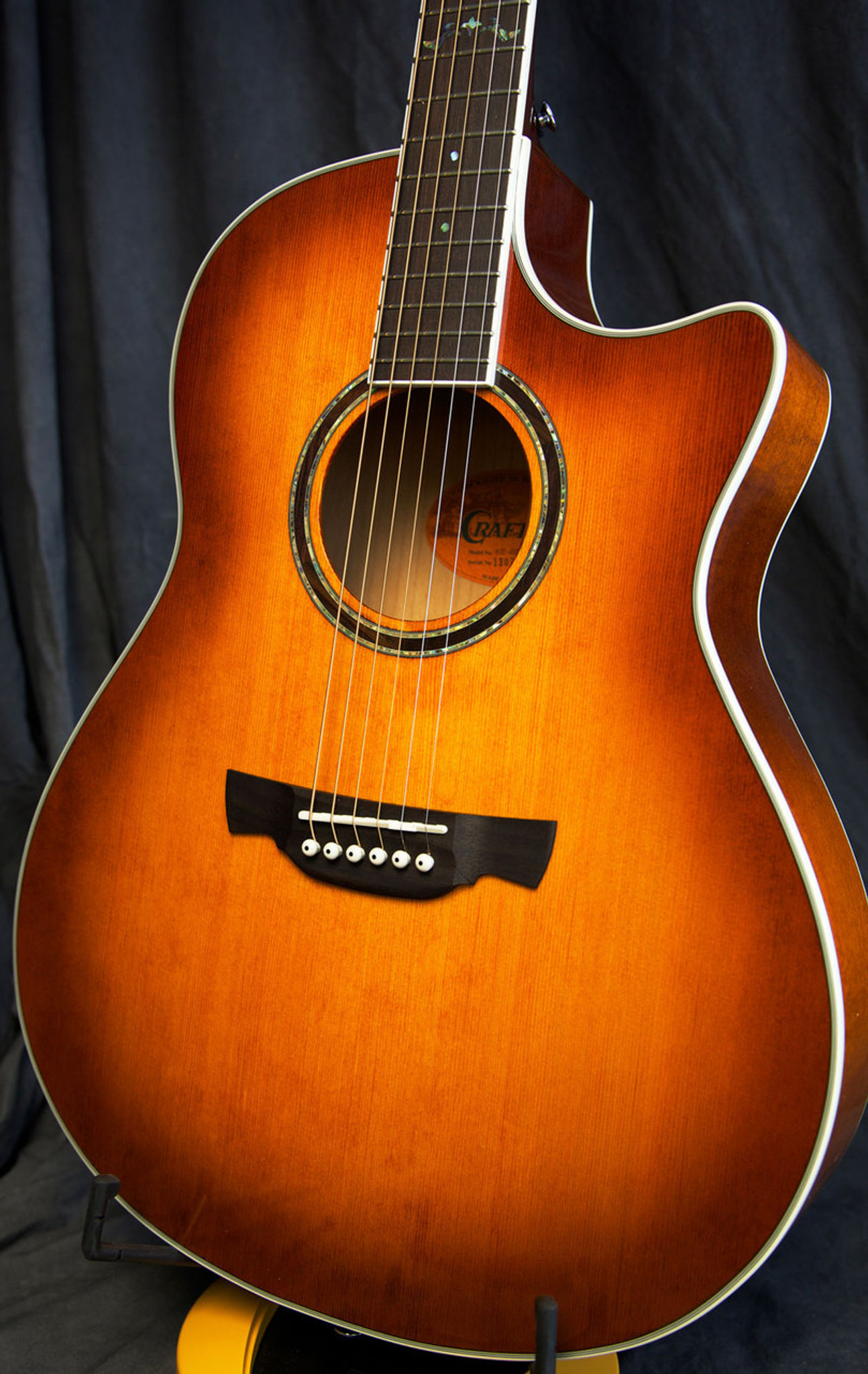 Crafter Guitars AGE 400 Acoustic Guitar