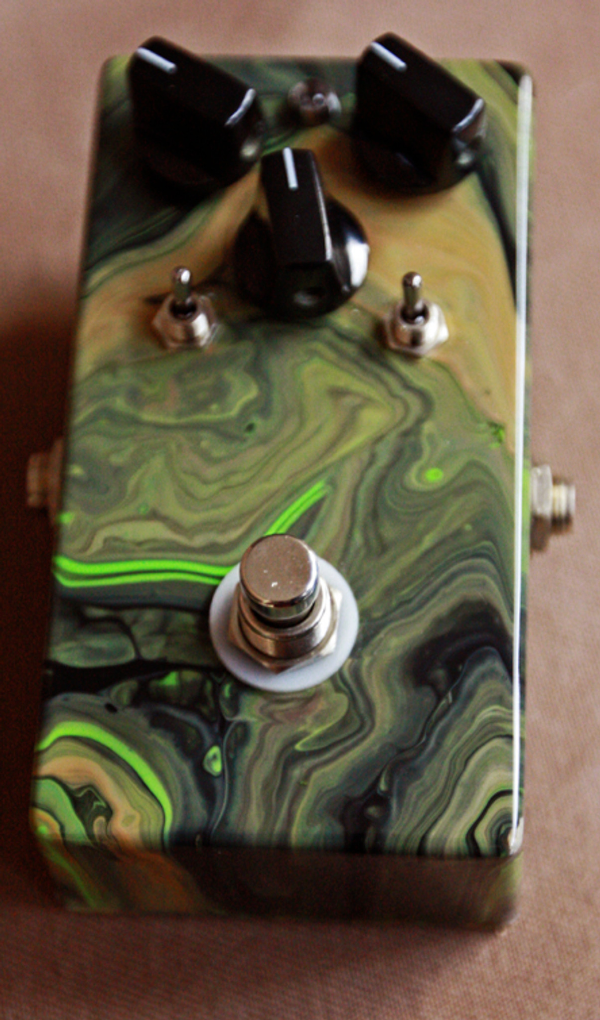 Rockbox Boiling Point Overdrive Pedal