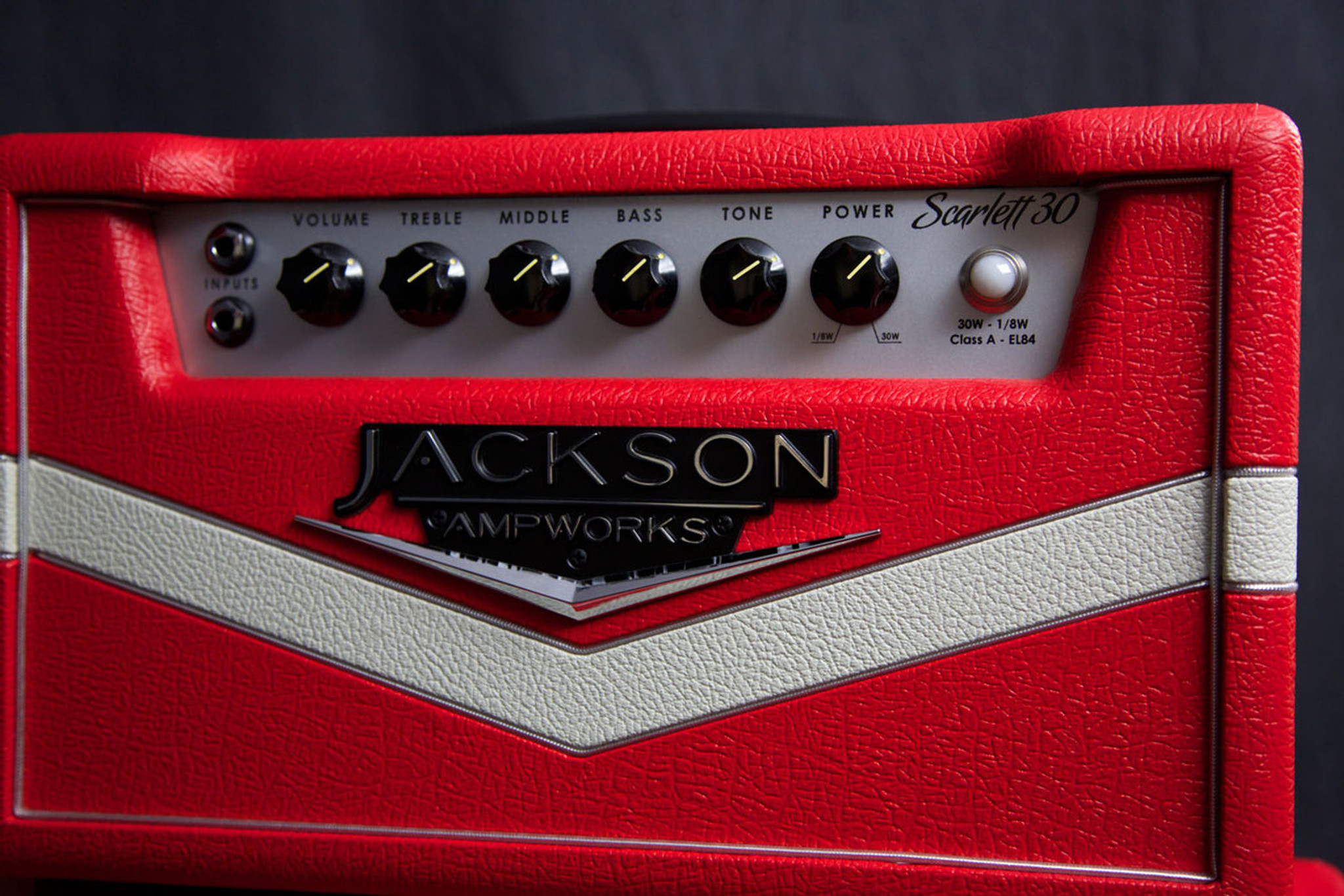 Jackson Ampworks SC-30 Head and 1X12 Cab