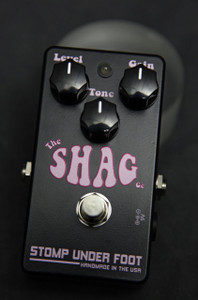 "Stomp Under Foot Pedals ""The Shag"""