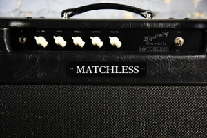 Matchless Amplifiers  Lightning Reverb 1X12 Combo
