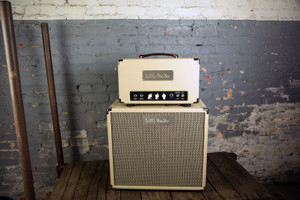 Little Walter Amps King Arthur Head and Cab