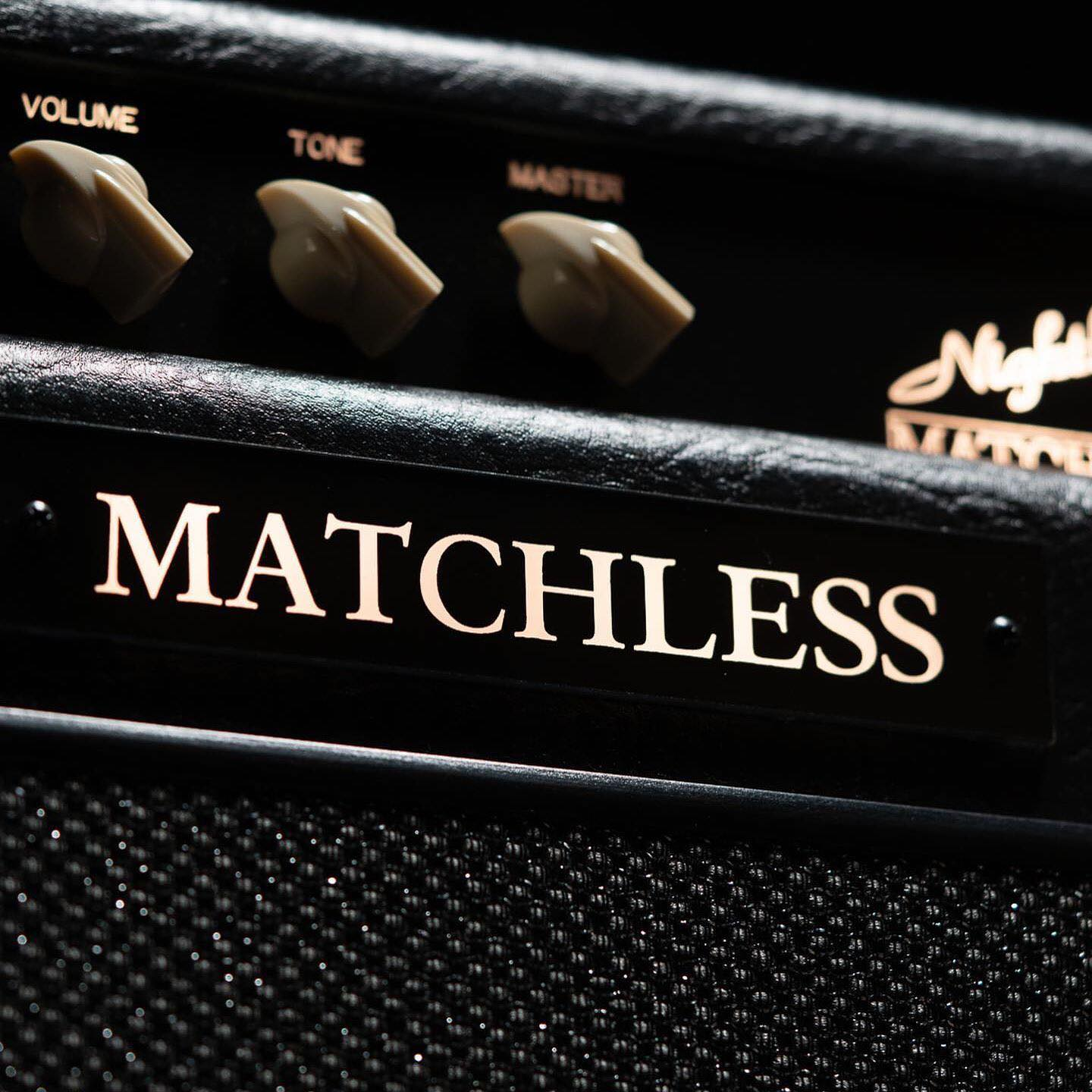 Matchless Amplifier at Area 22 Guitars in Brevard, North Carolina