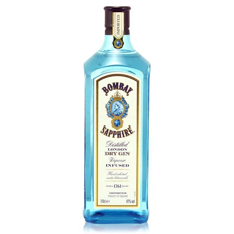 Bombay Sapphire Distilled London Dry Gin [1000ml]