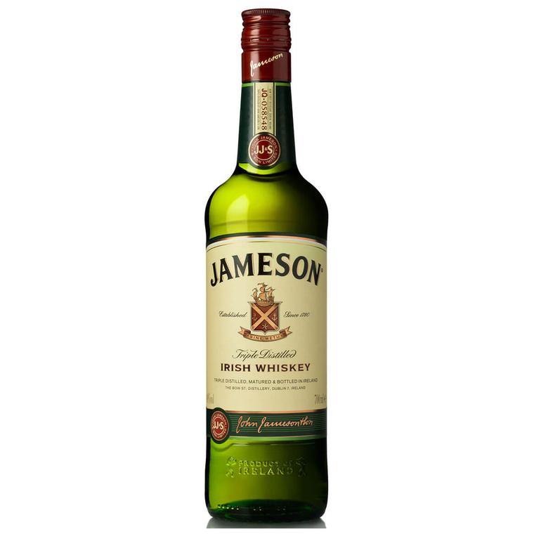 Jameson Triple Distilled Irish Whiskey [1000ml]