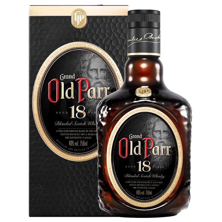 Old Parr Blended Scotch Whisky 18 Year Old [700ml]
