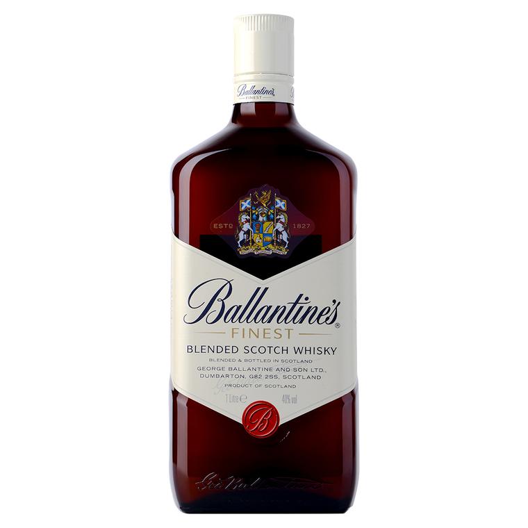 Ballantine's Finest Blended Scotch Whisky [1000ml]