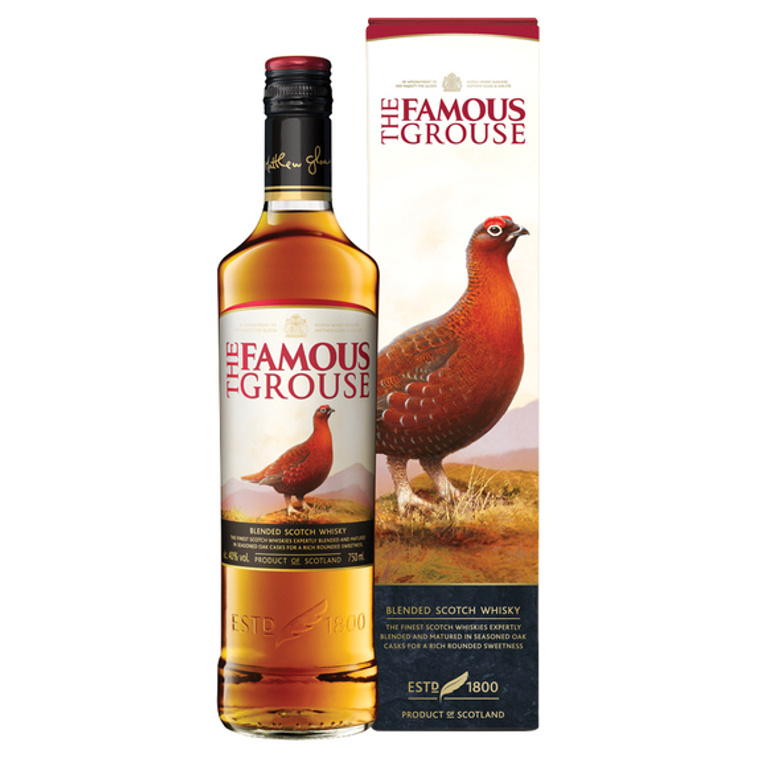 Famous Grouse Blended Scotch Whisky [1000ml]