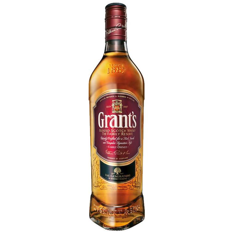 Grant's Family Reserve Blended Scotch Whisky [1000ml]