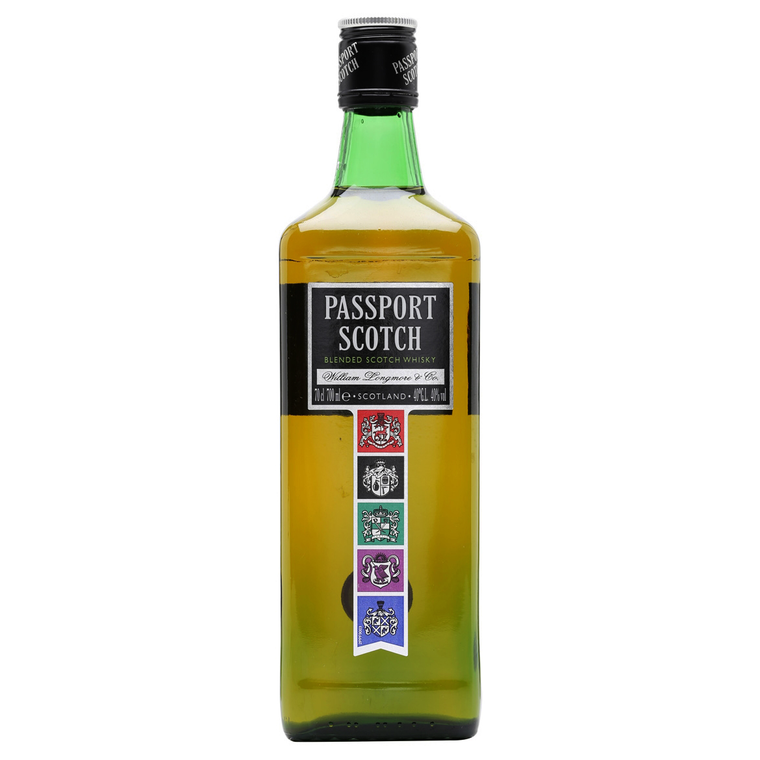 Passport Scotch Blended Scotch Whisky [1000ml]