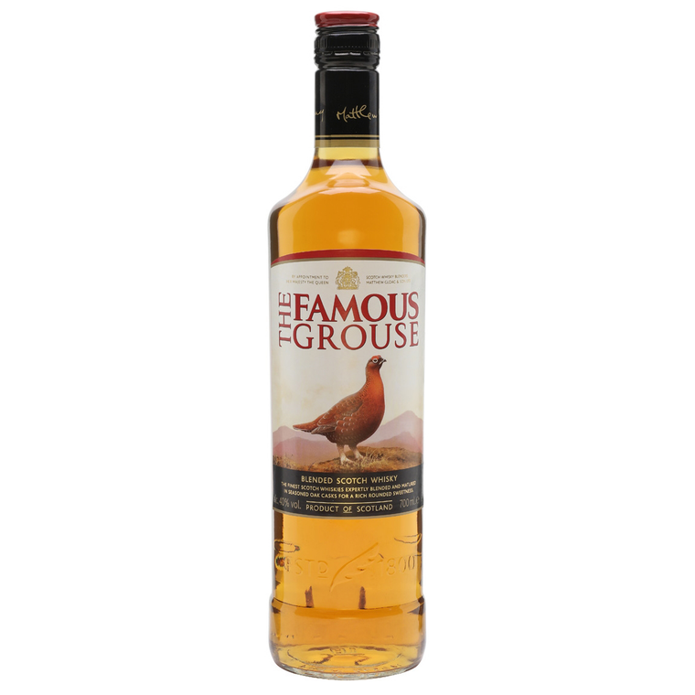 Famous Grouse Blended Scotch Whisky [1140ml]