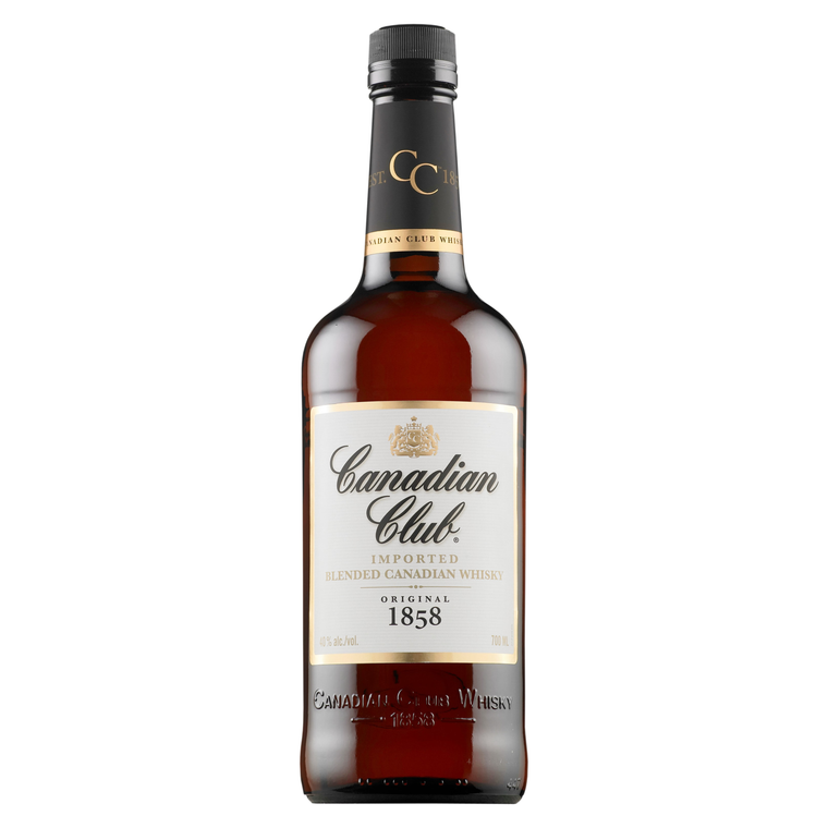 Canadian Club Original Blended Canadian Whisky [1000ml]