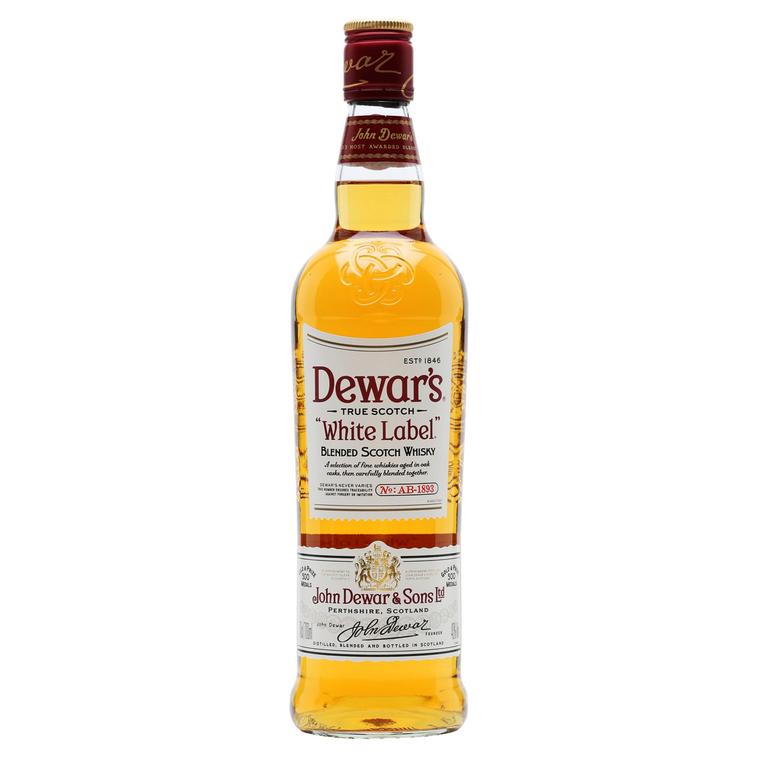 Dewar's White Label Blended Scotch Whisky [1140ml]