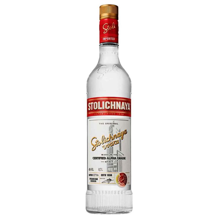 Stolichnaya Vodka [1000ml]