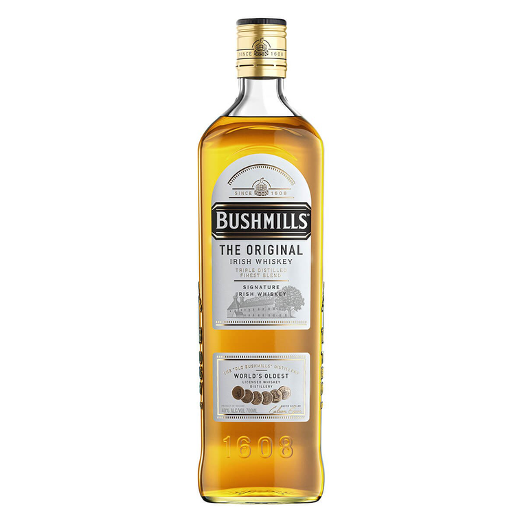 Bushmills Original Triple Distilled Irish Whiskey [1000ml]