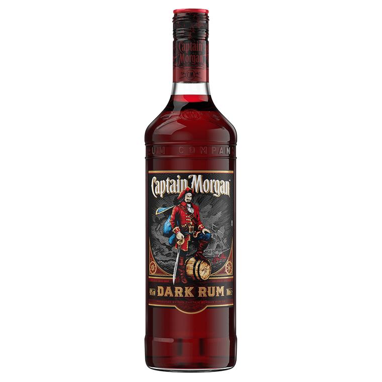 Captain Morgan Dark Rum [1000ml]