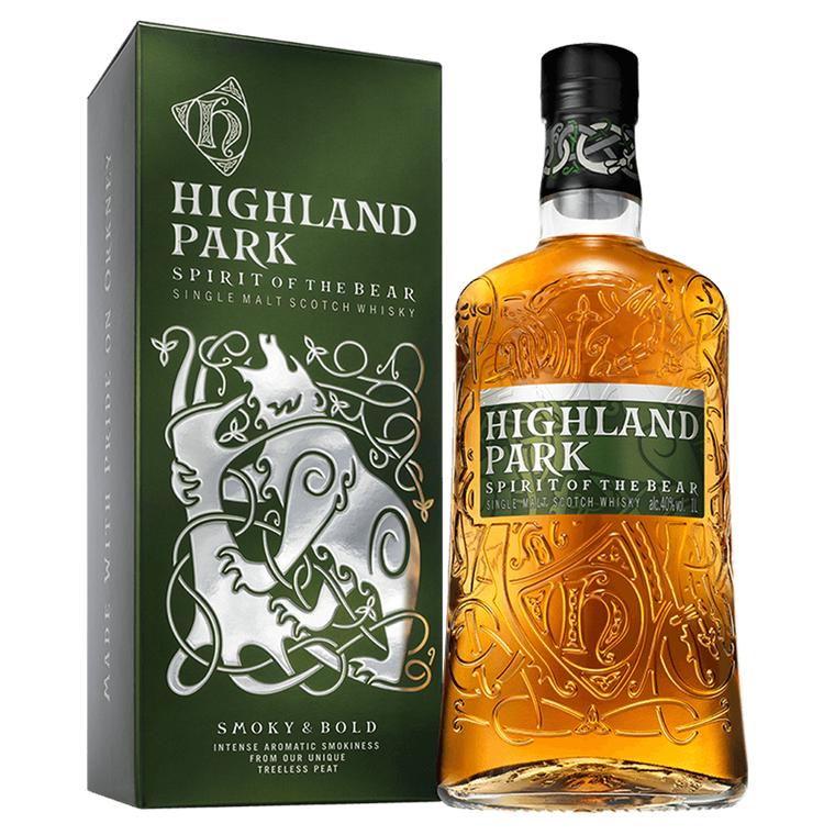 Highland Park Spirit of the Bear Single Malt Scotch Whisky [1000ml]