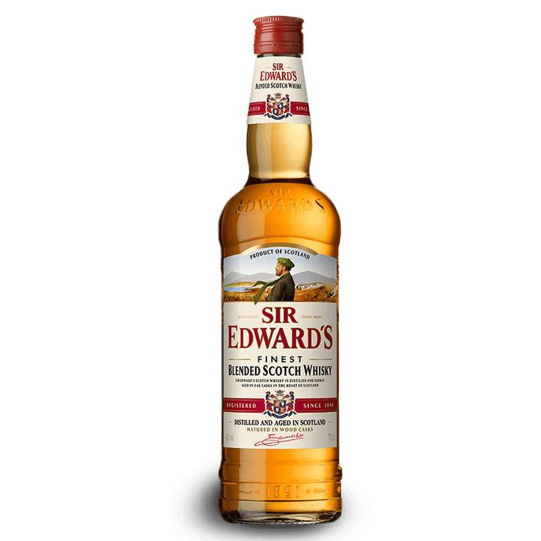 Sir Edward's Finest Blended Scotch Whisky [1000ml]