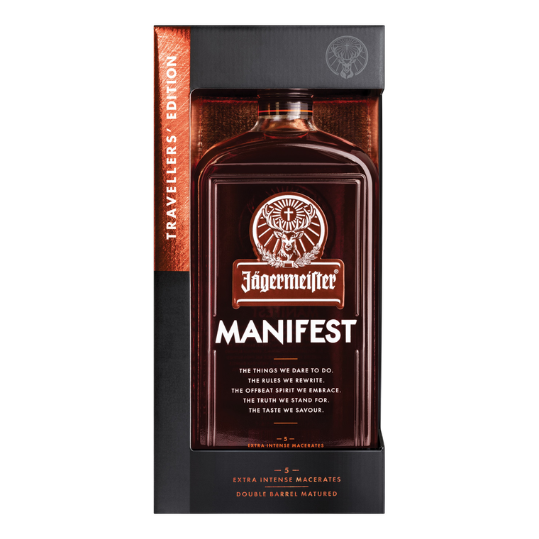 Jagermeister Manifest Liqueur [1000ml]