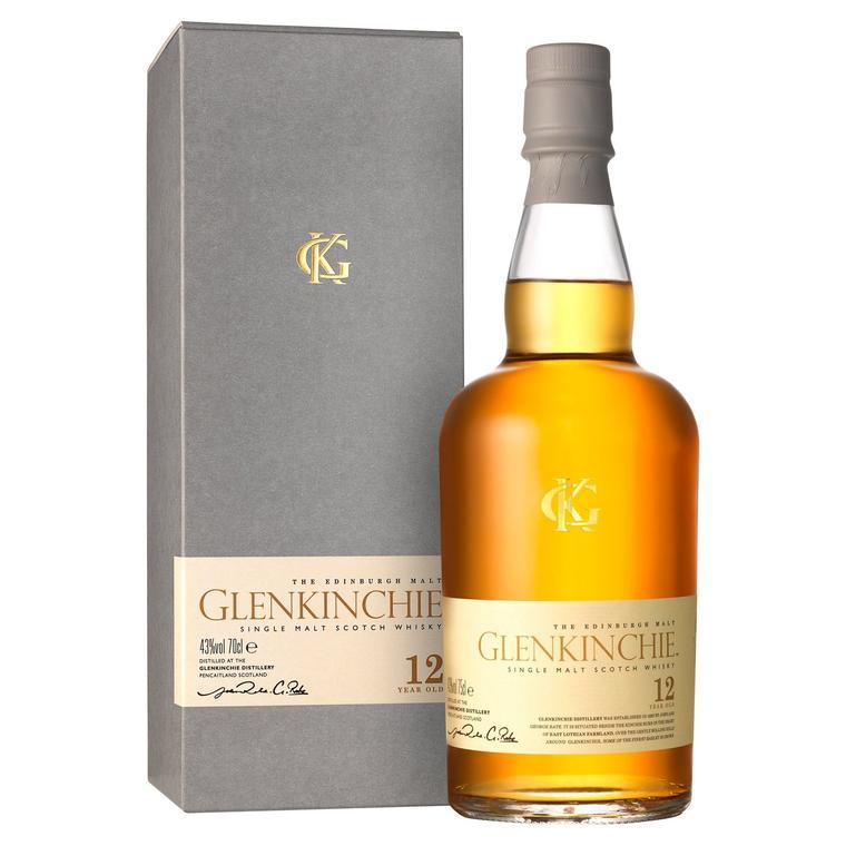 Glenkinchie Single Malt Scotch Whisky 12 Year Old [700ml]