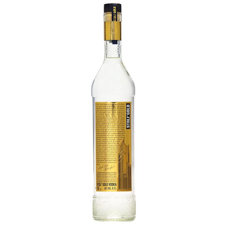 Stolichnaya Gold Vodka [1000ml]